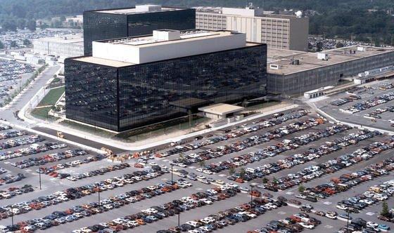 Die National Security Agency (NSA) gilt als mächtigster, geheimster und wohl auch teuerster der 16 US-Spionagedienste.