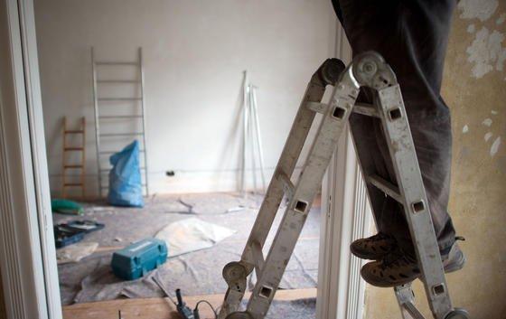 Künftig braucht man bei Renovierungsarbeiten nur noch ein Smartphone, wenn man vermeiden will, versehentlich eine unter Putz versteckte Leitung oder ein Rohr anzubohren.
