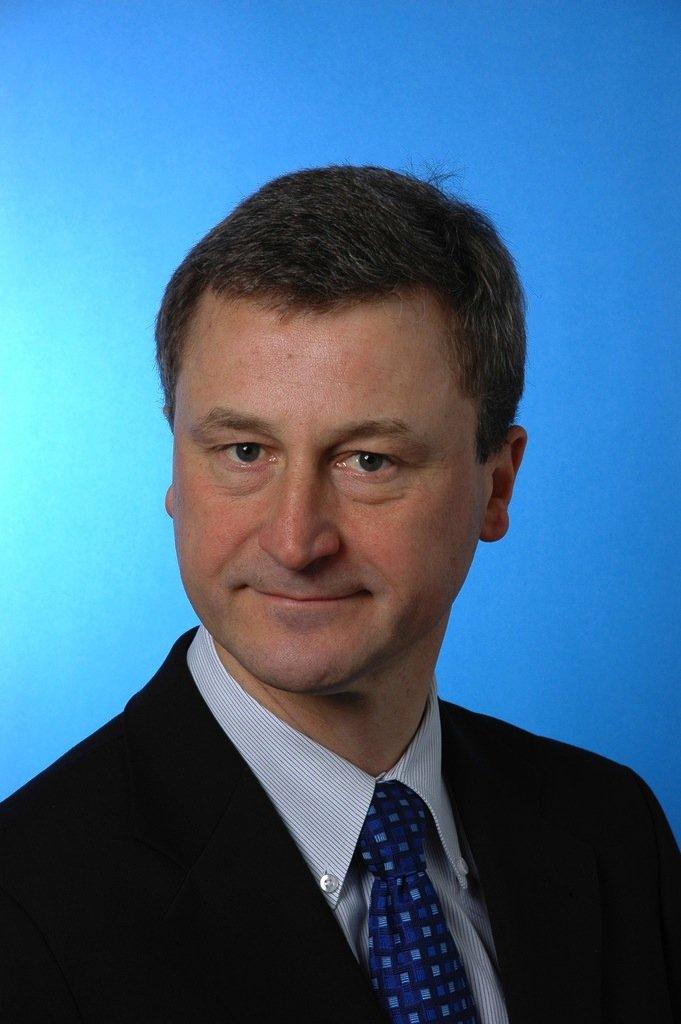 Wilhelm Dresselhaus, Vorstandsvorsitzender der Alcatel-Lucent Deutschland AG.