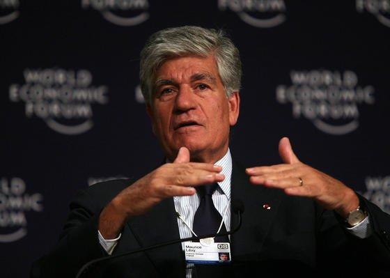 Aufreger in Frankreich: Maurice Levy, ehemaliger Präsident des französischen Arbeitgeberverbandes Afep, verdient in seiner Funktion als Chef des Marketingkonzerns Publicis 16 Millionen Euro im Jahr.