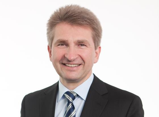 Prof. Andreas Pinkwart, Rektor der HHL Leipzig.