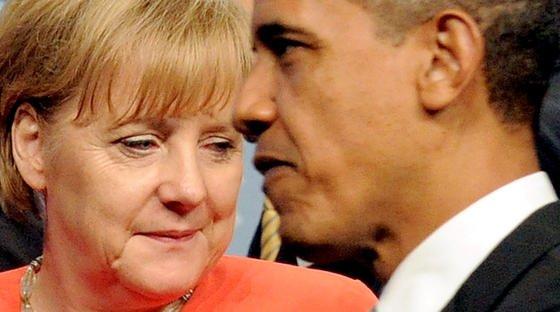 """Bundeskanzlerin Angela Merkel hat für Verständnis für die amerikanische Auswertung privater Daten geworben. """"Ein Land ohne nachrichtendienstliche Arbeit wäre zu verletzlich"""", so Merkel. Mit den Abhörmethoden in der DDR habe das US-Programm Prism nichts zu tun. """"Für mich gibt es überhaupt keinen Vergleich zwischen der Staatssicherheit der DDR und der Arbeit der Nachrichtendienste in demokratischen Staaten."""""""