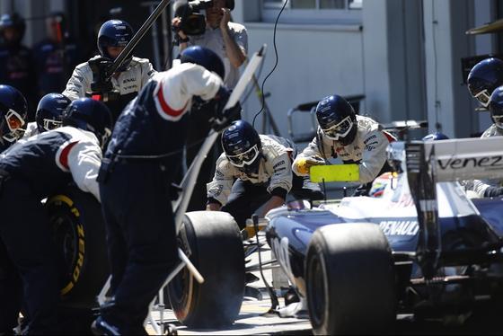 Der Williams-Rennstall nutzt eine Speichertechnik per Schwungrad, die Williams für die Formel 1 entwickelt hat, für den Einsatz als Energiespeicher für Stromnetze.