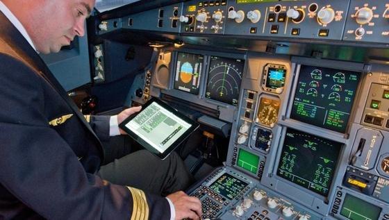 Gemeinsam arbeiten Industrie und Wissenschaft im EU-Projekt ACROSS an einem absolut sicheren elektronischen Cockpit-System. Ziel ist es, Verkehrsflugzeuge langfristig nur noch mit einem statt wie bisher zwei Flugzeugführern fliegen zu lassen.