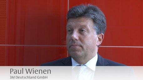 """""""Wenn es darum geht, die Technologieentwicklung voranzutreiben, spielt Europa eine zentrale Rolle.""""Paul Wienen, Business Development Manager, Smart Grid & Related Markets, Europa"""