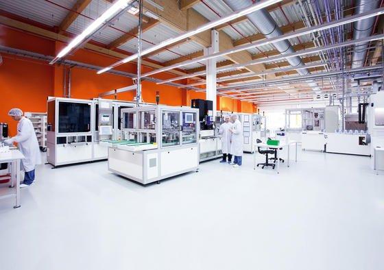 Die chinesische LDK Solar übernahm 2012 den Solarzellenhersteller Sunways.