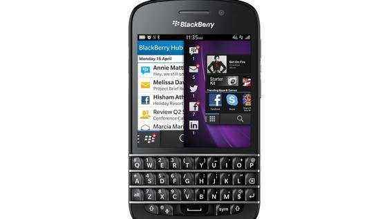 Vorsicht: Die Smartphones der neuen Blackberry-Q 10-Serie übertragen die E-Mail-Zugangsdaten einschließlich der Passwörter zu den Servern der Firma in Kanada.