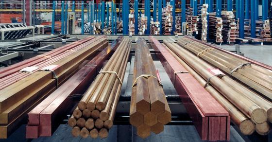 Stahl mit ungeordneten Kristallgittern kann sich besser gegen Korrosion schützen. Solche amorphen Stähle entstehen bei niedrigeren Temperaturen.