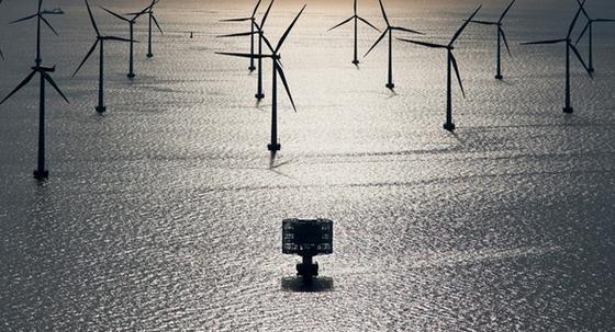 Selbst der staatliche Stromversorger EDF, der massiv auf Atomkraft setzt, investiert auch in erneuerbare Energie. So hat sich EDF im Windparkprojekt Teesside vor der britischen Küste engagiert. Dort hat auch der deutsche Siemens-Konzern beispielsweise die Anschlusstechnik geliefert.