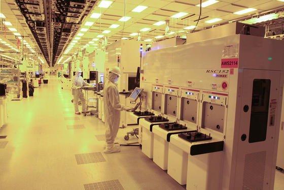 IBM undGlobalfoundries haben 2012 gemeinsam die Chip-Produktion im Bundesstaat New York gestartet.
