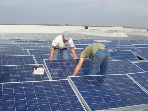 Die BürgerEnergiegenossenschaft Raum Neuenstadt betreibt bei Heilbronn vier größere Photovoltaikanlagen mit einer Gesamtleistung von 1 MW.