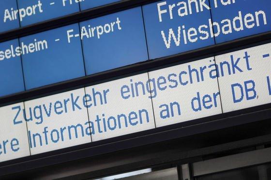 Das Schlimmste ist vorbei. Ab September verspricht die Deutsche Bahn ihren Kunden am Mainzer Hauptbahnhof wieder normale Verhältnisse.