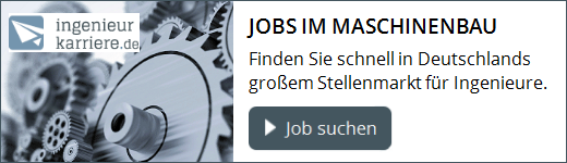Jobs im Maschinenbau auf ingenieurkarriere.de