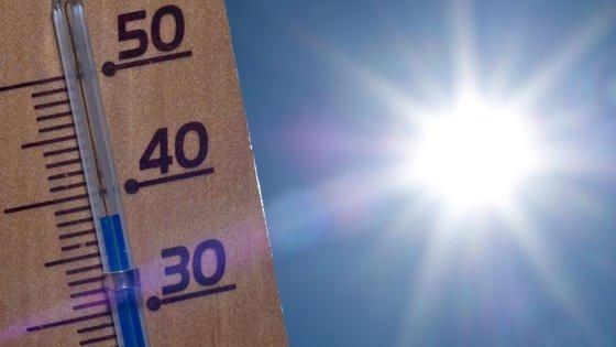 Temperaturen nahe 40 Grad Celsius wird es nach den Berechnungen der PIK-Forscher künftig häufiger geben.