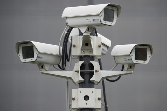 Die USA testen derzeit die Video-Überwachung mit 3-D-Gesichtskennung. Die Technik muss noch optimiert werden.