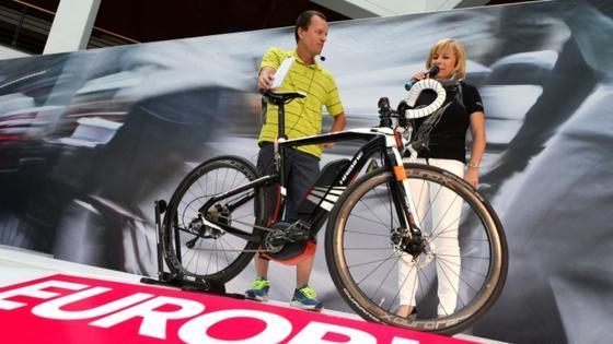 In Friedrichshafen startet heute die internationale Fahrradmesse Eurobike. Mehr als 200 Weltpremieren wurden angekündigt.