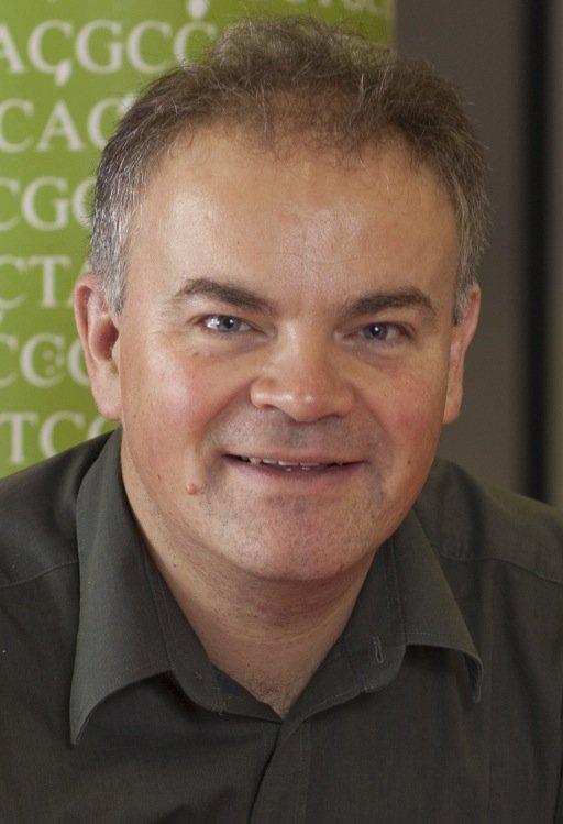 Dr. Jürgen Knoblich.