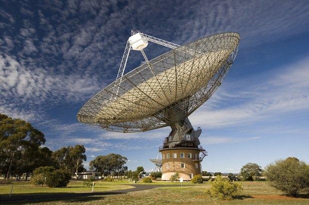 Das Radioteleskop