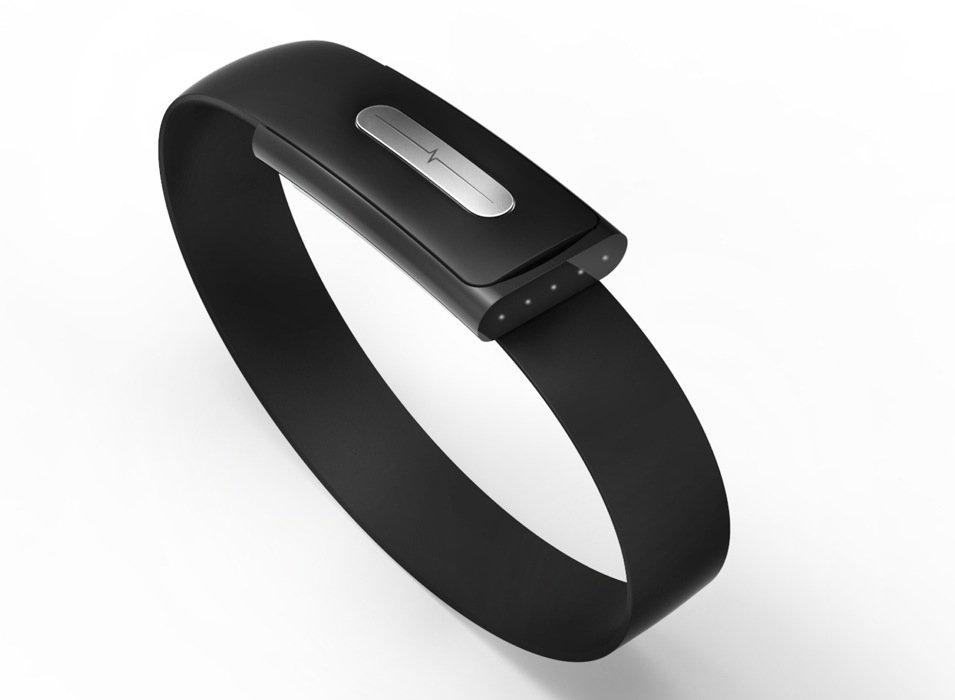 Armband Nymi.