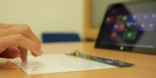 Dünnste Tastatur der Welt wird auf der IFA präsentiert