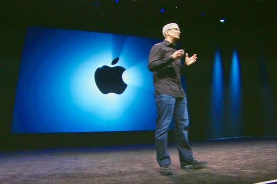 Apple-Chef Tim Cook wird das neue iPhone 5S voraussichtlich am 10. September enthüllen.