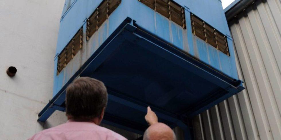 Die Kühlanlage einer Firma in Warstein gilt als mögliche Quelle der Legionellen-Krankheit.