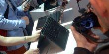 Lenovo-Pads: Schreiben mit Tastatur oder auf dem Touchscreen
