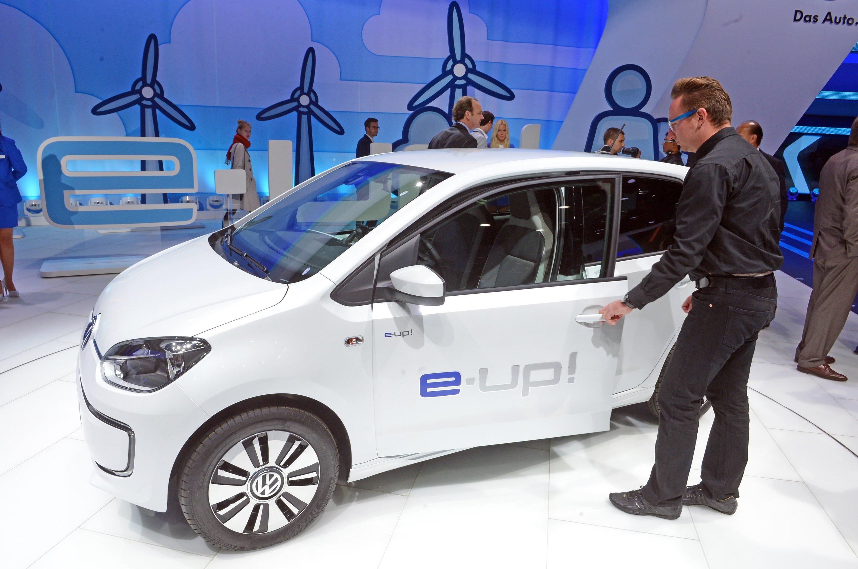 Mit dem E-Up will Volkswagen den Durchbruch in der Elektromobilität schaffen.