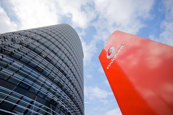 Vodafone-Zentrale in Düsseldorf: Der britische Mobilfunkkonzern kann Kabel Deutschland übernehmen. Mehr als 75 Prozent der Aktionäre haben der Übernahme zugestimmt.