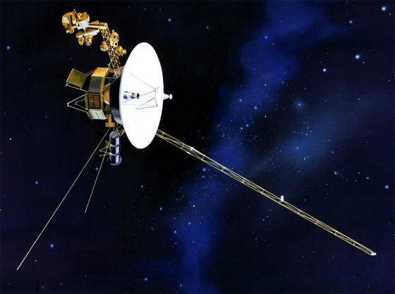 Die Raumsonde Voyager 1 muss um den 25. August 2012 unser Sonnensystem verlassen haben. Das bestätigte jetzt die NASA nach aufwändigen Berechnungen.