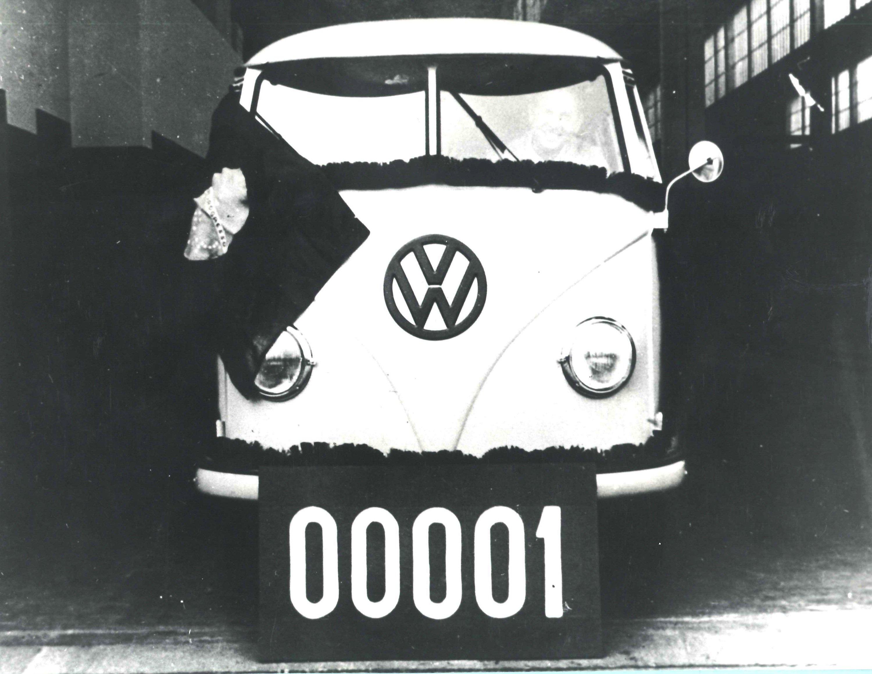 1957 lief der erste Bulli in Brasilien vom Band.