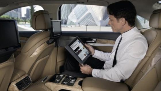 Hightech im Auto verschafft der Halbleiterindustrie enorme Umsatzzuwächse.