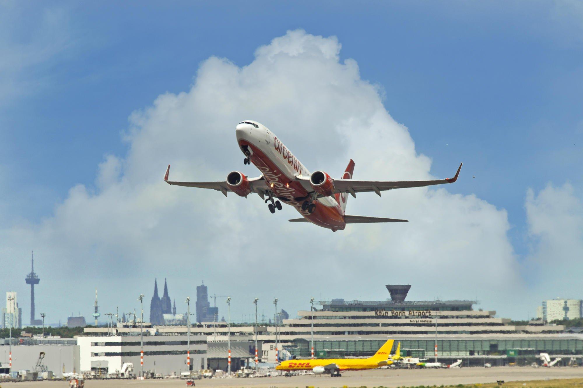 """Start auf dem Flughafen KölnBonn: """"Es ist deutlich, dass der Lärm den Puls und den Blutdruck ansteigen lässt"""