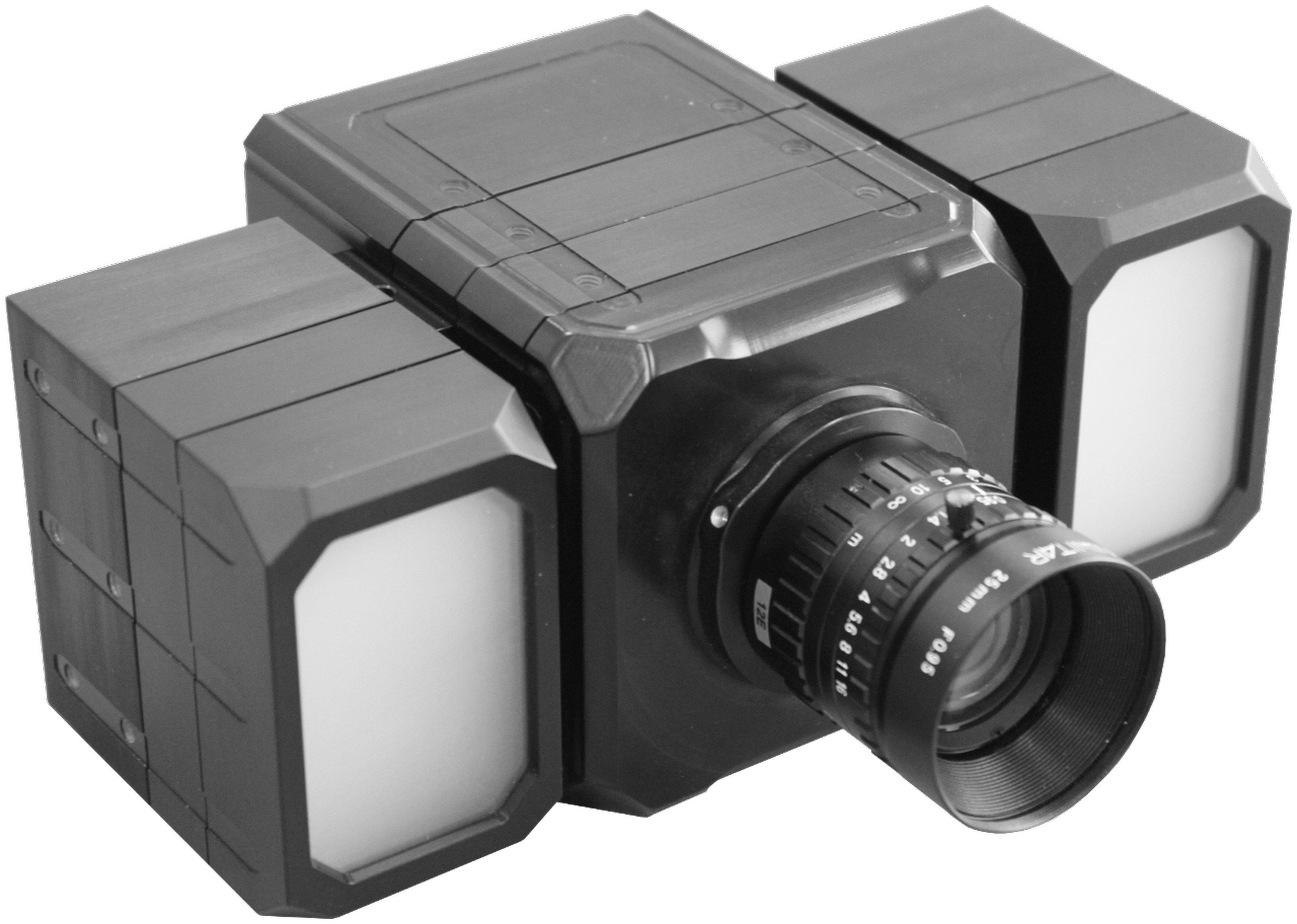 Das neue Kamerasystem liefert zuverlässigen Daten kann bei Objektentfernungen von einem halben Meter bis zu etwa 10 Metern.