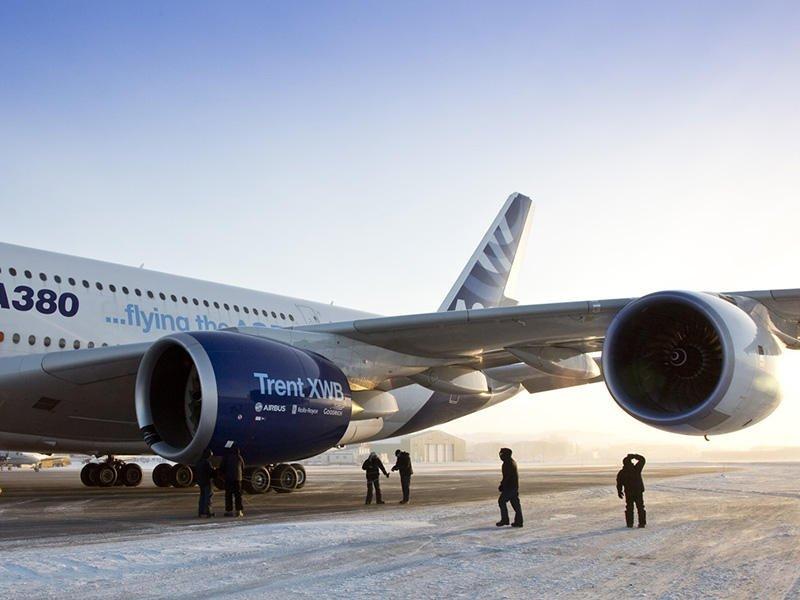 Airbus-Erfolg in Japan geht stark auf XWB-Triebwerk von Rolls-Royce zurück