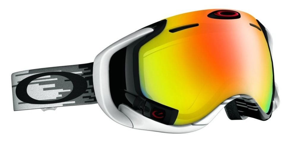 Die neue Computerbrille Airwave 1.5. Die Scheiben sind problemlos auswechselbar und in verschiedenen Tönungen erhältlich.