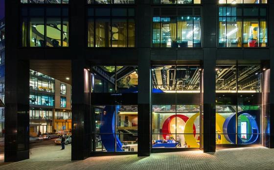 Entzuckend Google Unterhält In Dublin Eine Sehr Schicke Europa Zentrale. Doch Steuern  Zahlt Der Konzern