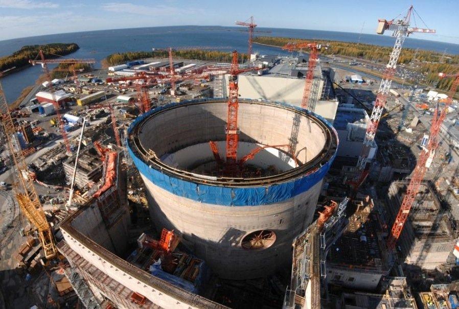 ERP-Reaktion Olkiluoto 3 in Finnland: Der französische Energiekonzern will einen ERP-Reaktor nun auch in Großbritannien bauen, finanziert mit chinesischer Hilfe. China will gemeinsam mit der EDF im Markt zum Bau von Kernreaktoren in Europa Fuß fassen.