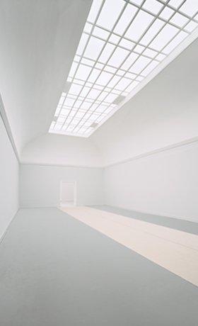 Hell, mit Tageslicht und unsichtbarer Klimatechnik: die neuen Ausstellungsräume der Kunsthalle Mannheim.