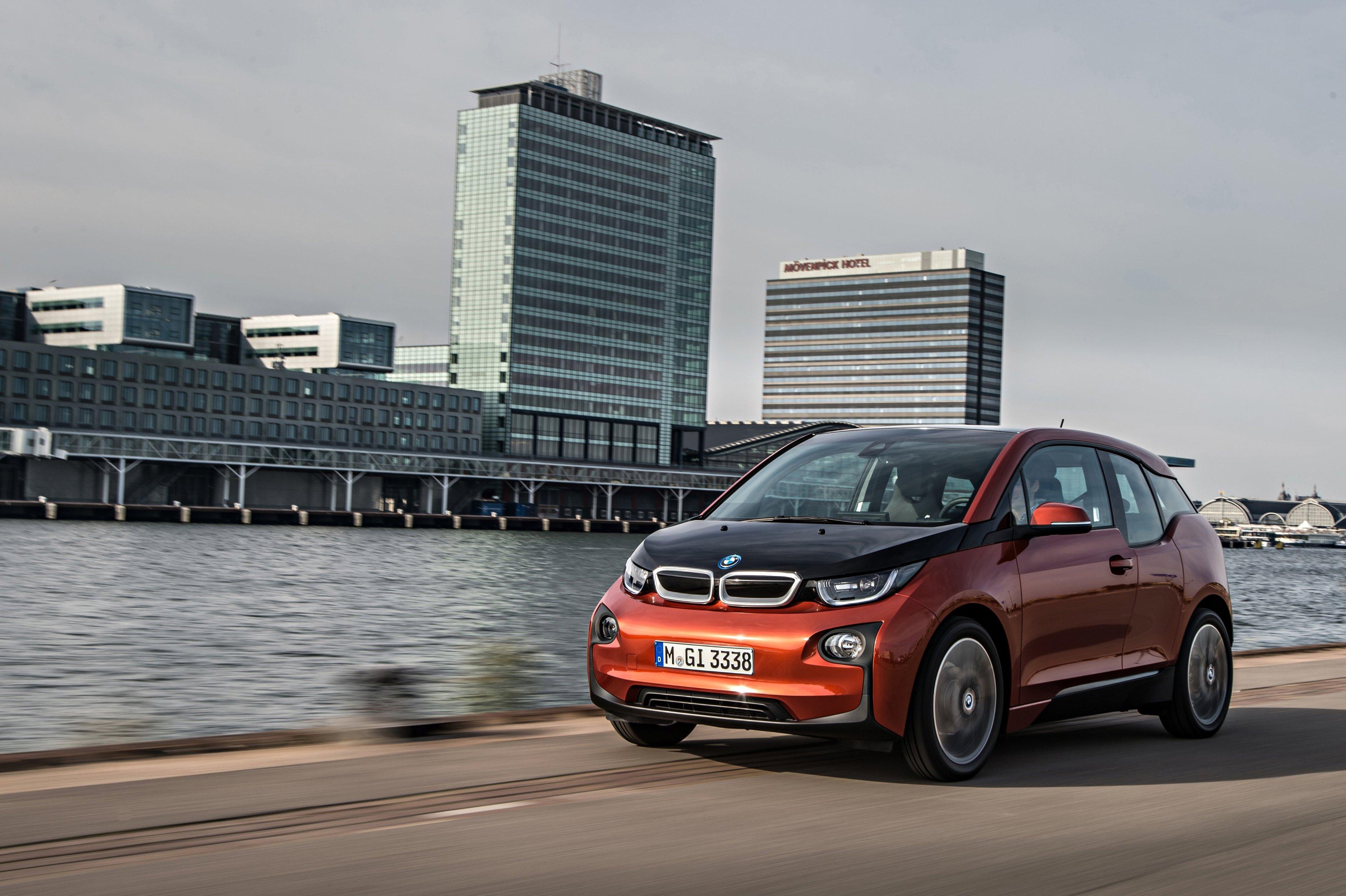 Elektroauto i3 von BMW: Deutsche Autobauer gehören zu den forschungsstärksten Unternehmen weltweit.