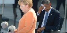 US-Geheimdienst hat auch Bundeskanzlerin Merkel abgehört