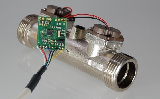 Neue Ultraschall-Wasserzähler messen nicht noch hoch präzise die verbrauchte Heizenergie. Sie übermitteln die Daten per Internet oder Mobilfunk