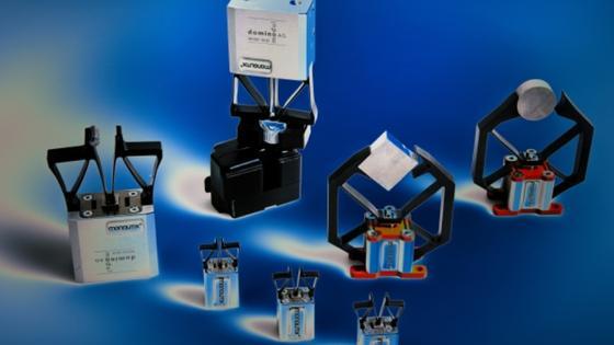 Maschinenbauern stehen schon heute verschiedene nachgiebige Robotergreifer von Monolitix zur Verfügung. Sie sind extrem leicht, spiel- und reibungsfrei.