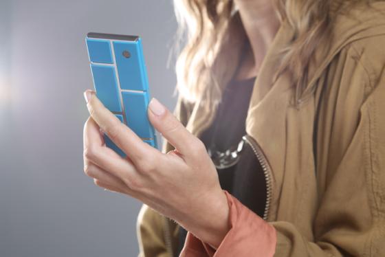 """Motorola arbeitet an einem Smartphonenach dem Baukastenprinzip. Das Projekt trägt den Namen """"Ara""""."""