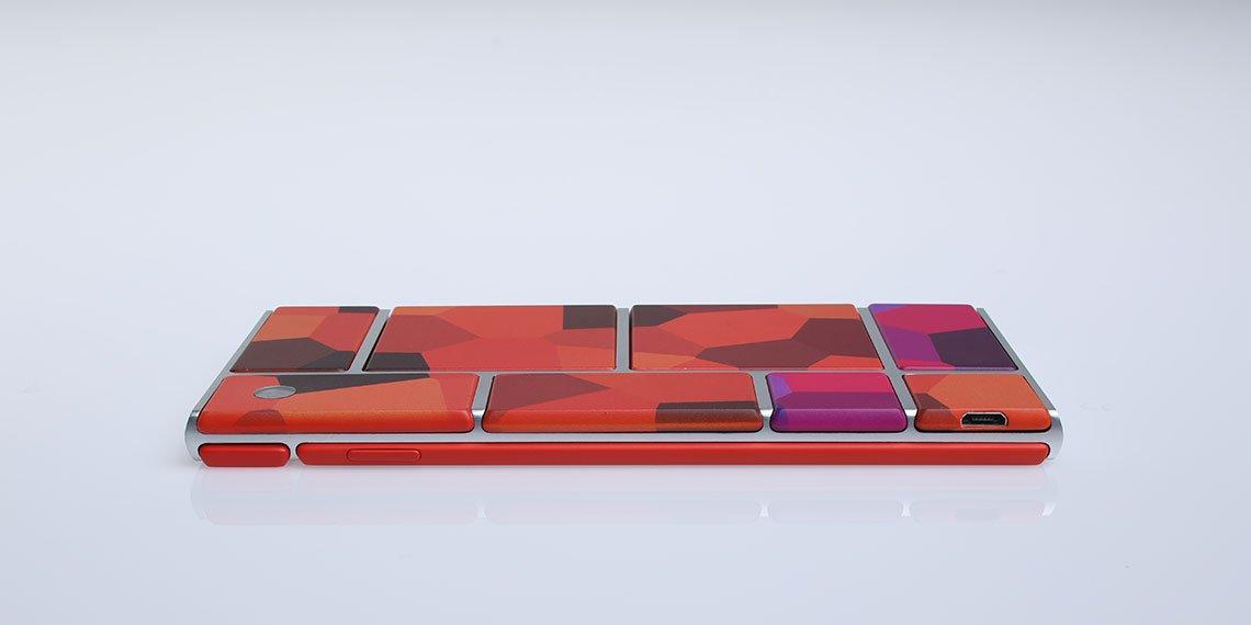 Das Ara-Designmodell von Motorola.