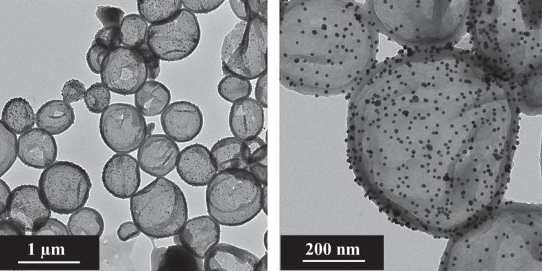 Nanocontainer, die korrosionshemmende Substanzen enthalten, lassen sich in Lacken für Metalle einbetten. Sie geben die Stoffe ab, wenn die Schicht beschädigt wird und Korrosion das Metall angreift. Sobald die Korrosion stoppt, schließen sich die Kapseln wieder. In solche Kapseln haben Forscher auch Stoffe eingeschlossen, die Defekte in der Schutzschicht heilen.