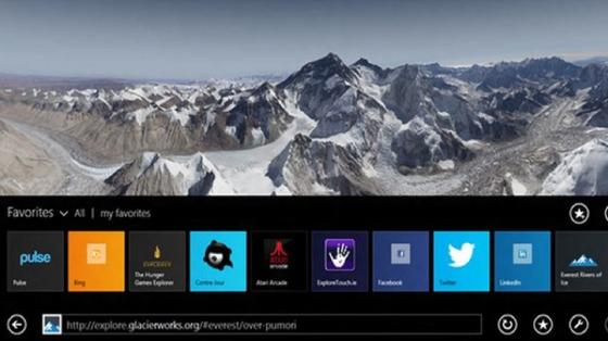 Microsoft bietet den Internet Explorer 11 jetzt auch für Windows 7 an.