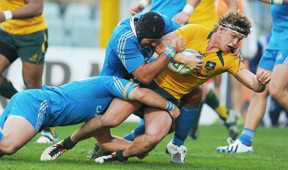 Beim Rugby werden zunehmend GPS-Berechnungsalgorithmen eingesetzt. Damit können nicht nur Zeitmessungen vorgenommen und Bewegungen erfasst werden. Es lassen sich auch Sportverletzungen vorhersagen und damit vermeiden.