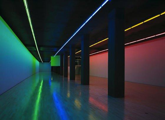 Osram-Lichttechnik im Lenbachhaus in München: Der Leuchttechnik-Konzern ist dank hochwertiger Lichttechnik wieder zurück und schreibt in diesem Jahr wieder schwarze Zahlen.