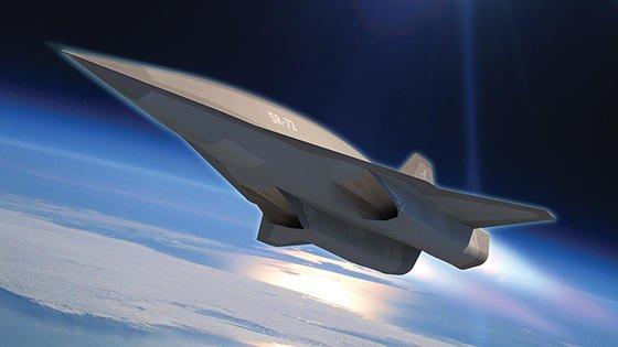 Der amerikanische Rüstungskonzern Lockheed plant die Entwicklung eines neuen Überschallflugzeuges. Die SR-72 soll die sechsfache Schallgeschwindigkeit erreichen und damit für Abwehrsysteme nicht erreichbar sein.